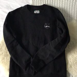 KENZO Sweater crew neck size M black